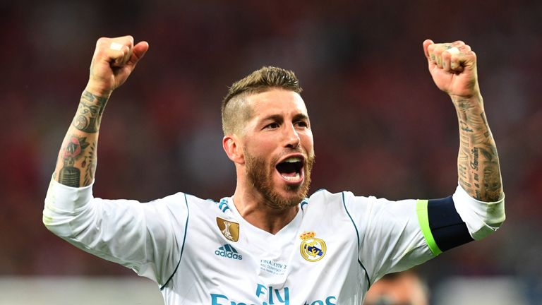 Ramos has issued a rallying cry towards his teammates following the shocking departure of Lopetegui