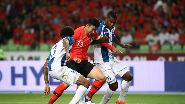 Heung-Min Son is South Korea's main man