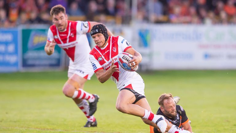 Jonny Lomax inspired the visitors with a man-of-the-match display