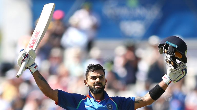 Virat Kohli is set to play for Surrey this summer before India's series against England