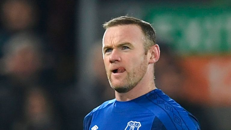 Wayne Rooney's future at Everton will become more apparent by Wednesday