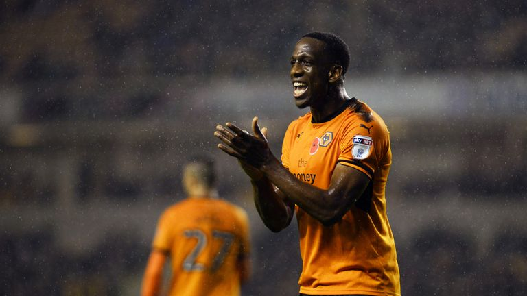 Wolves have also agreed a deal to sign Willy Boly on a permanent basis