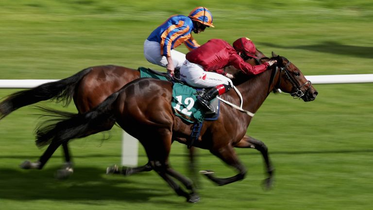 Lightening Quick: Being aimed at the Irish 1000 Guineas