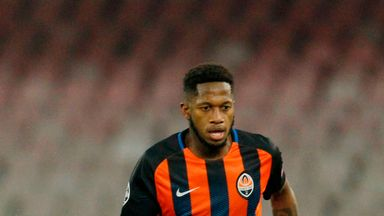 fifa live scores -                               Fred: Who is the Man Utd target?
