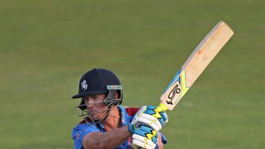 Joe Denly has scored seven List A centuries in his career so far