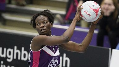 Peace Proscovia and Loughborough stretched their winning run to 10 games with victory over Mavericks