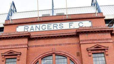 Rangers finished third in the Scottish Premiership this season