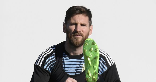 We aren't the best nor the favourites, Messi warns Argentina fans