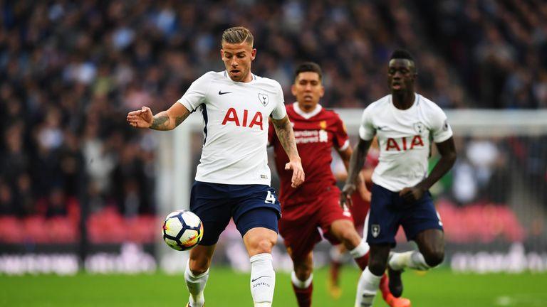 Belgian defender Toby Alderweireld could be set to depart Tottenham this summer