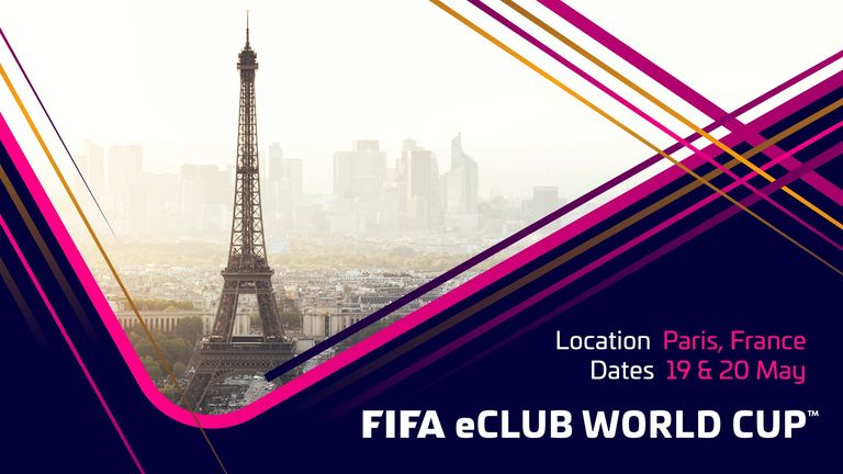 FIFA eClub World Cup graphic