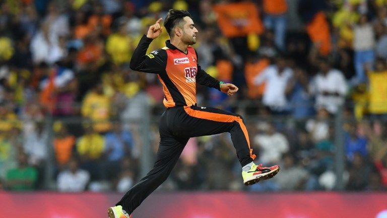 Rashid Khan (Credit: AFP)