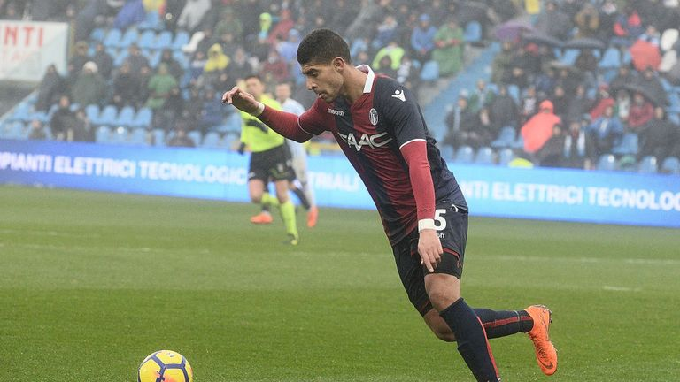 Adam Masina is set to join Watford