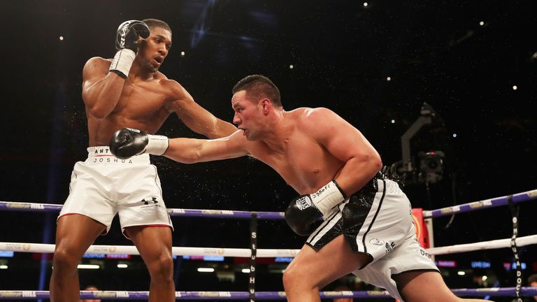 Wilder vs. Joshua Could Happen This Year, Says Showtime Honcho