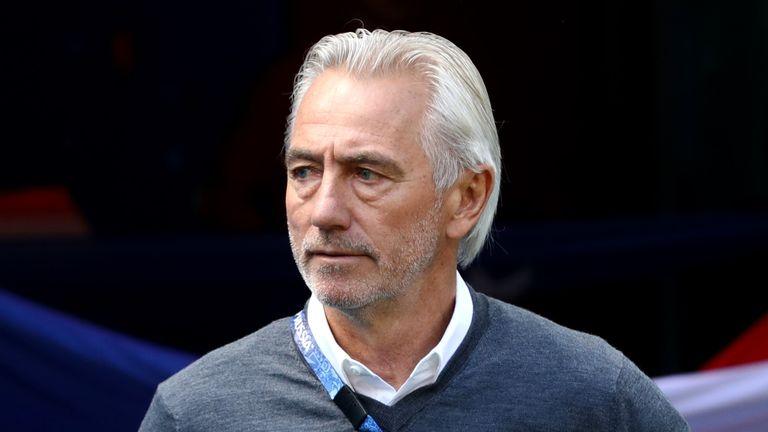 Bert van Marwijk insists Australia deserved to beat Denmark