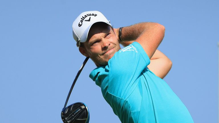 Danny Willett continued his good form with a 67