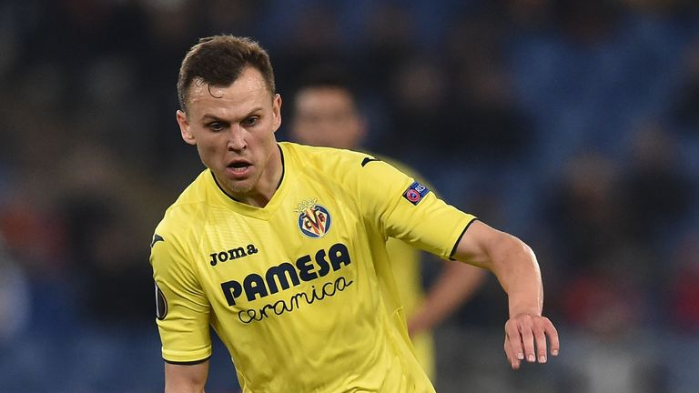 Villarreal winger Denis Cheryshev proved his fitness by returning for Russia in their defeat to Austria this week
