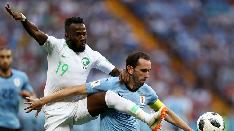 Diego Godin could be on his way to Italy