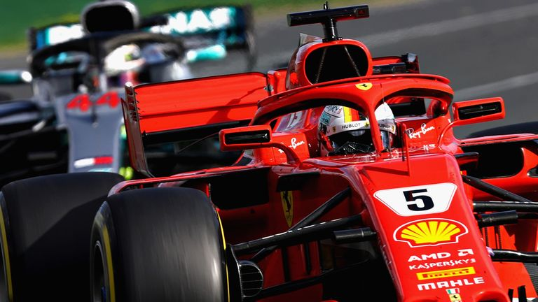 Lauda and Hamilton critical of Vettel penalty