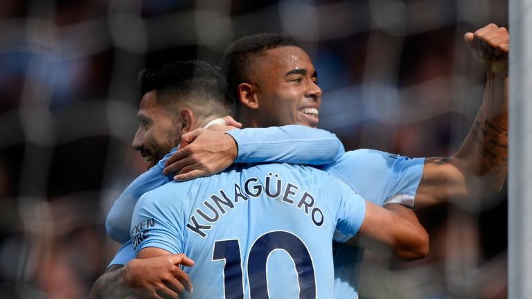 Manchester City will be aiming for Champions League glory