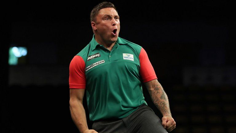 Gerwyn Price steered Wales to a 5-3 win over Thailand
