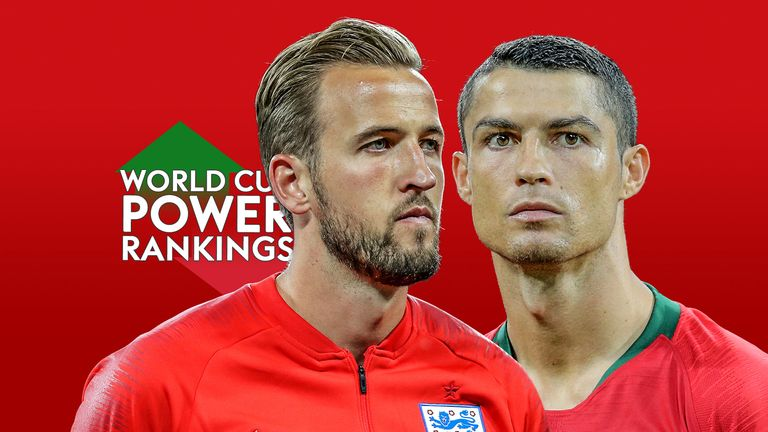 Harry Kane and Cristiano Ronaldo have had good starts to the World Cup