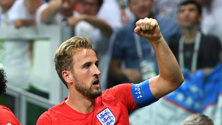 Harry Kane is refusing to put limits on himself