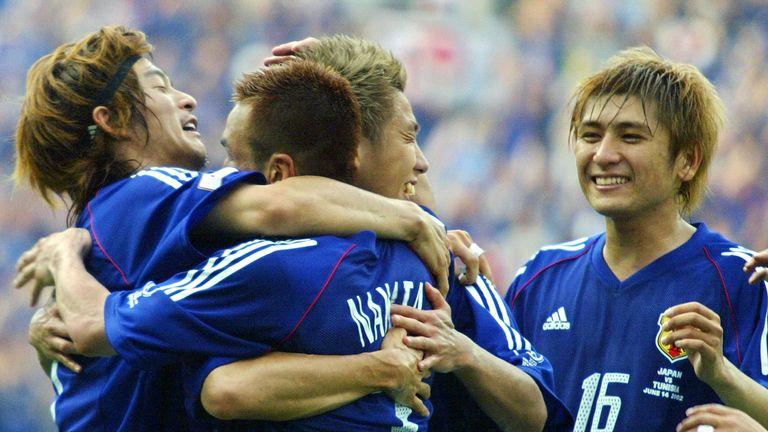 Japan impressed at the 2002 World Cup but have struggled to better their performance since