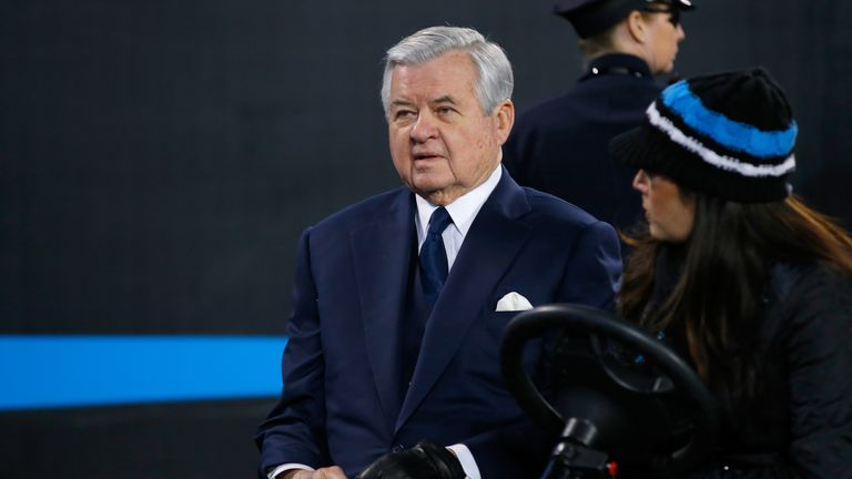 Jerry Richardson owned the Panthers for almost 25 years