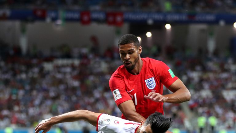 Ruben Loftus-Cheek has impressed in Russia