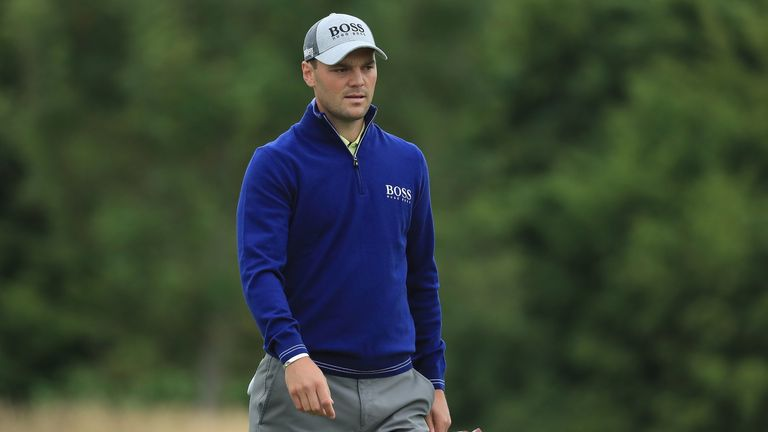 Martin Kaymer is looking for his first win since the 2014 US Open