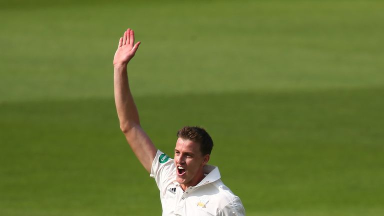 Morne Morkel took three second-innings wickets in Surrey's win over Hampshhire