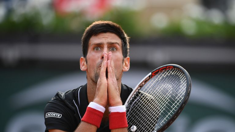 Novak Djokovic Suffered A Shock French Open Exit To Marco Cecchinato