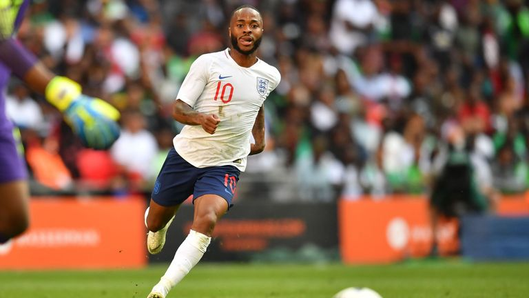 Raheem Sterling backed maintain his club form with England