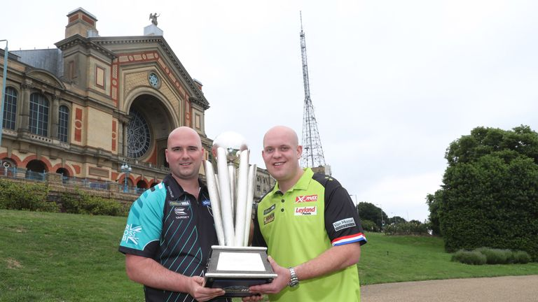 Rob Cross and Michael van Gerwen have welcomed the changes to an expanded competition