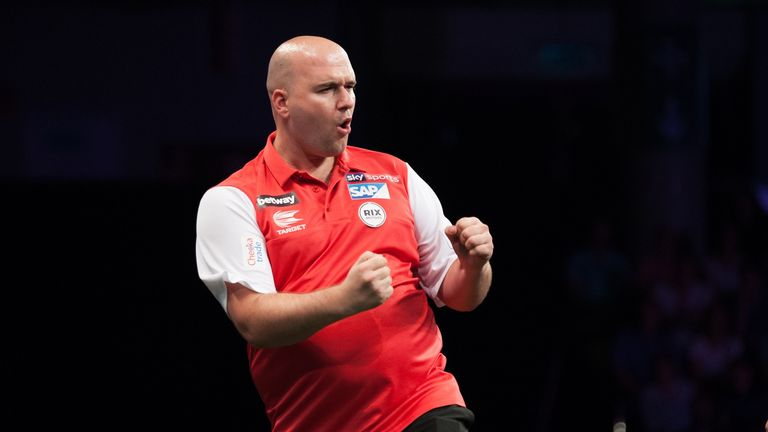 Rob Cross will lead England against an inspired Belgium