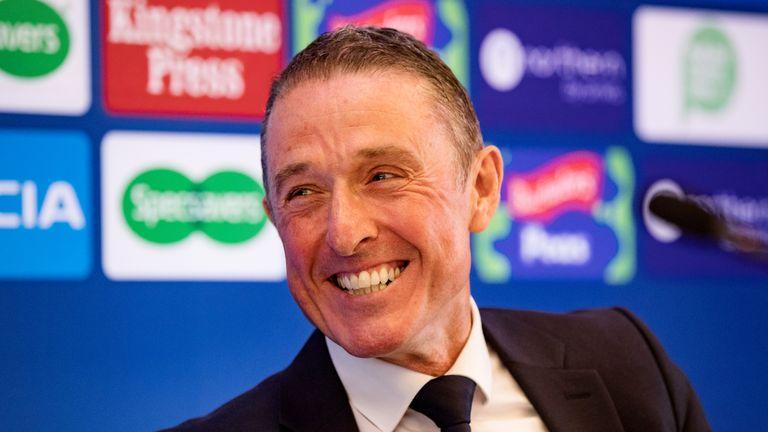 New Super League CEO Robert Elstone