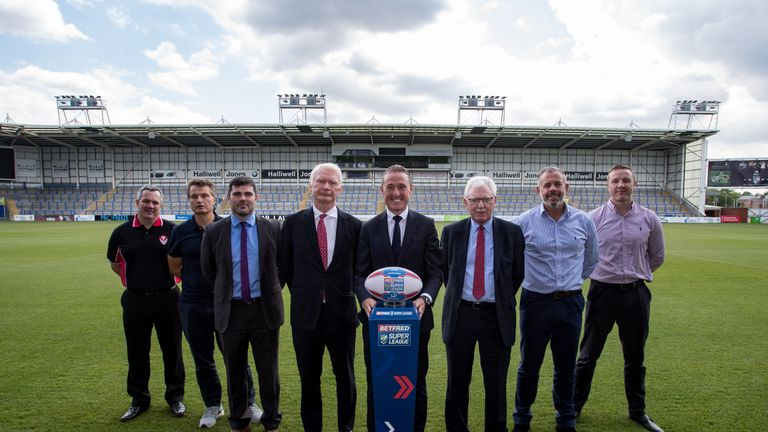 Super League clubs must contend with the salary cap while trying to bring players in too