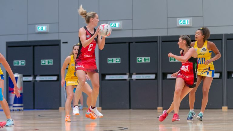 Sara Bayman believes netball has the perfect chance to build on England's Commonwealth Games gold medal