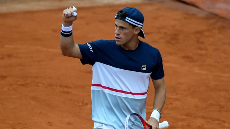 Nadal downs Del Potro to reach 11th French Open final