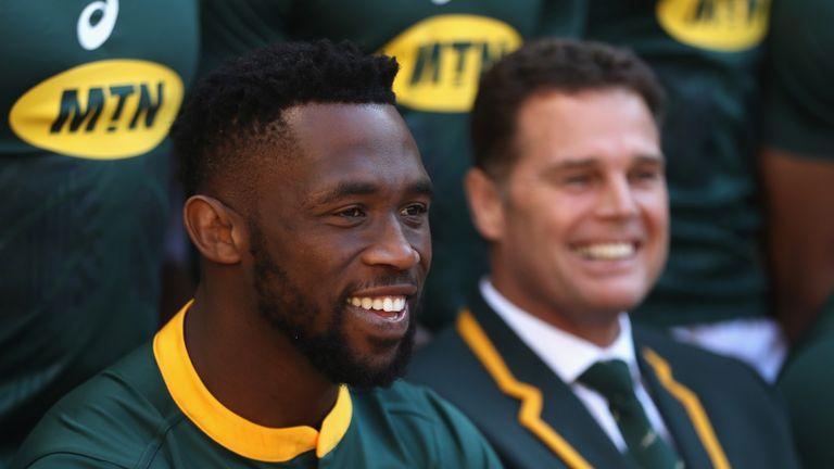 Siya Kolisi retains the South Africa captaincy