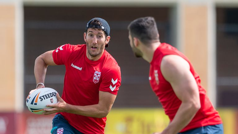 Stefan Ratchford missed out on the 2017 World Cup final