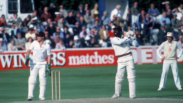Viv Richards will discuss his glittering career in our summer documentary series