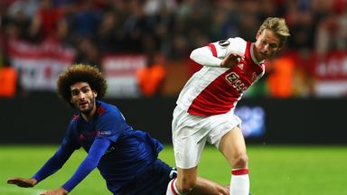 fifa live scores - European Paper Talk: Barcelona to move for Ajax's Frenkie de Jong