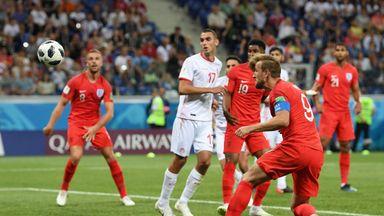 fifa live scores -                               England's set-piece strengths