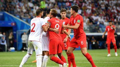 fifa live scores -                               Ref calls irk match-winner Kane
