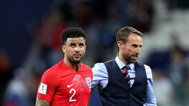 fifa live scores -                               Neville: Huge moment for England
