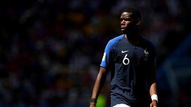 fifa live scores -                               Pogba: I'm most criticised in the world