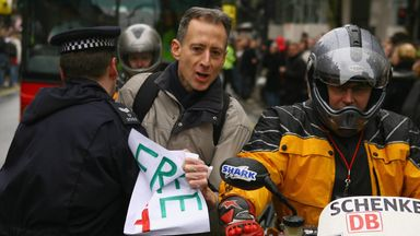 fifa live scores - British LGBT activist Peter Tatchell arrested in Moscow after protest in Red Square