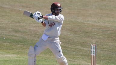 Rory Burns has made two County Championship centuries for Surrey so far this season