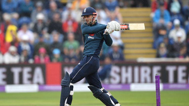 Alex Hales, ODI cricket, England v Australia